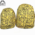 [NEWTALL] Anime Pokemon GO Pocket Monster Pikachu Print Backpack School Shoulder Bag New 16081903