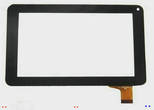 New For 7 inch QUMO Altair 71 Tablet PC Touch Screen Digitizer Touch Panel Glass Sensor Replacement Free Shipping 9 7 inch pingbo pb97dr8070 06 touch screen digitizer sensor outer glass tablet pc replacement