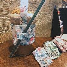 1 шт. чашка Сумка-переноска из чистого хлопка скатерть стаканчик чехол для молока чай сок прекрасный без запаха маленький подарок сумка бутылочные крышки Держатели Комплект