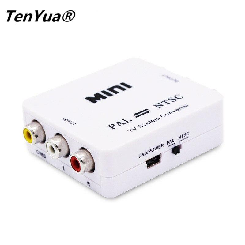 Mini Tv System Converter Pal  Ntsc Video Converter