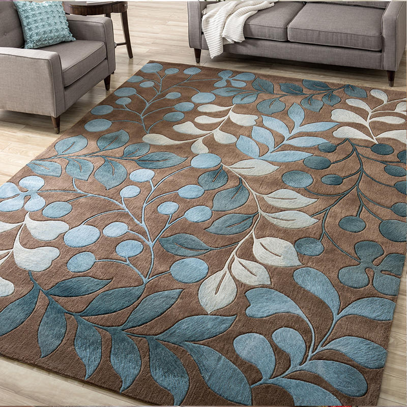 Modern Rugs Minimalist Carpet For Living Room Nordic Floor