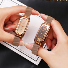 Luxury Ladies Dress Watch Rose Gold 2019 New Fashion Casual Diamond Wat