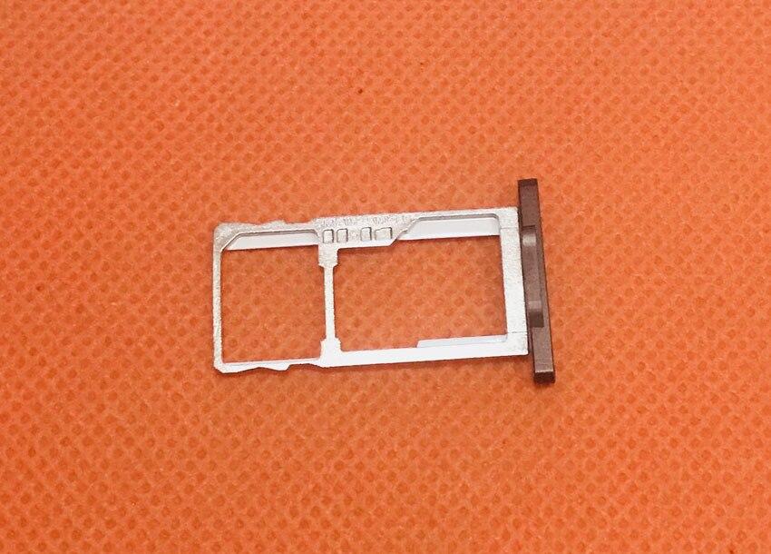 Used Original Sim Card Holder Tray Card Slot for Elephone P8 Helio P25 Octa Core 5.5 FHD Free shipping