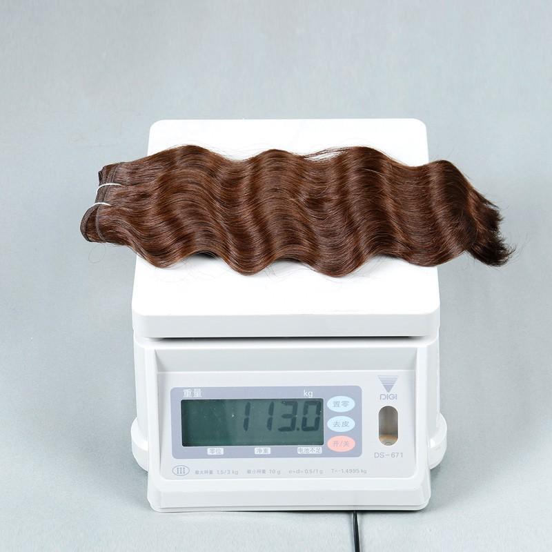 Sleek  Hair Brazilian Deep Wave 3 Bundles Deals 8A Brazilian Virgin Hair Deep Wave Mink Brazilian Hair Weave Bundles Human Hair (5)