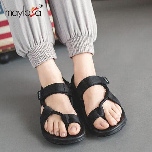 New men sandals 2017 Summer men Outdoor  Beach Sandals fashion flat Lovers summer shoes sandalias plus Size 45