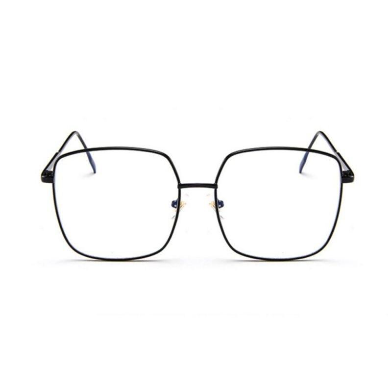 Women Glass Fashion Anti Blue Ray Radiation Protection Blue light Blocking Glasses Square Anti Fatigue Computer goggles