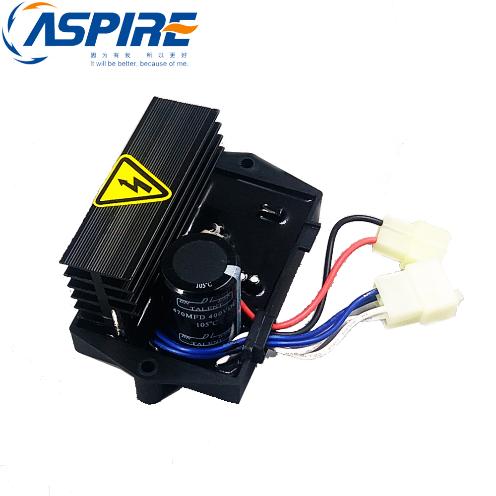 GTDK GFC9-1A3G AVR Automatic Voltage Regulator Single Phase Generator Parts free shipping gtdk gfc9 3a7g avr automatic voltage regulator three phase gasoline generator parts