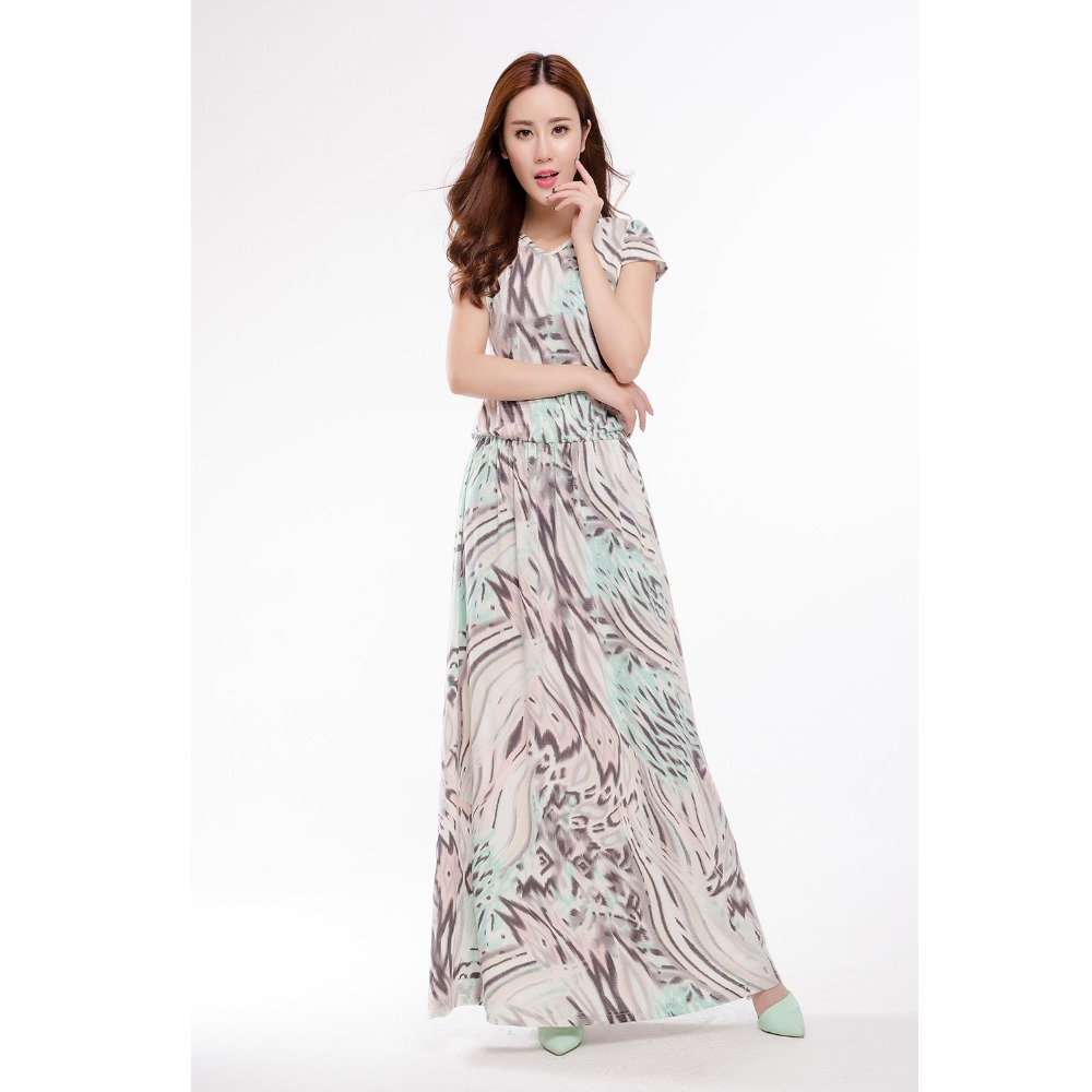 Popular Plus Size European Maxi Dresses-Buy Cheap Plus Size ...