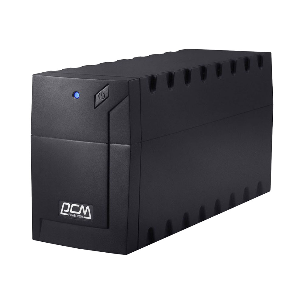 Uninterruptible Power Supply Powercom Raptor RPT-600AP Home Improvement Electrical Equipment & Supplies (UPS) 220v to 15 110vv 1800w switching power supply dc power adapter monitor power supply