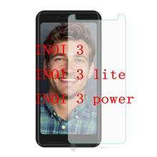 2.5D 9H Tempered Glass For INOI 3 power Lite Screen Protector High Quality Toughened Protective film For INOI3 INOI3 powerLite(China)
