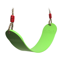 Adult Children Leisure Soft Board Swing Cradle Chair Hanging Chair Baby Indoor and Outdoor Swing Household Toys