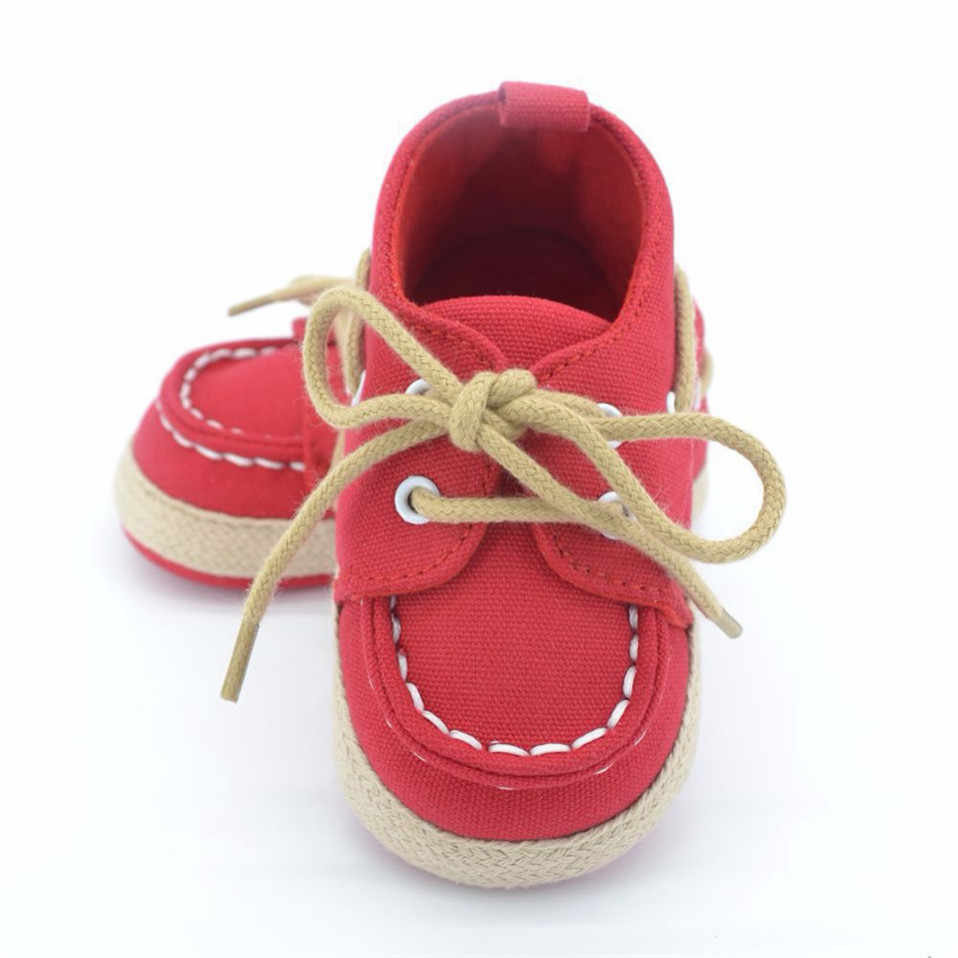 2019 New Arrival First Walker Baby Boy Girl Blue Sneakers Newborn Girl Shoes Soft Bottom Crib Shoes Size Born To 18 Months