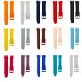 15 Swatches Silicone Watch Strap 19mm Pin Buckle Silicone Watchband Waterproof Design For Swatch Watch Strap Free a Set Tool