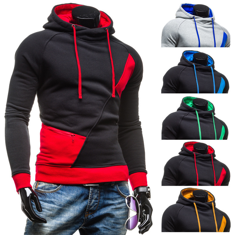 colorful sweatshirt hoodies with cool designs fashion ql 3310