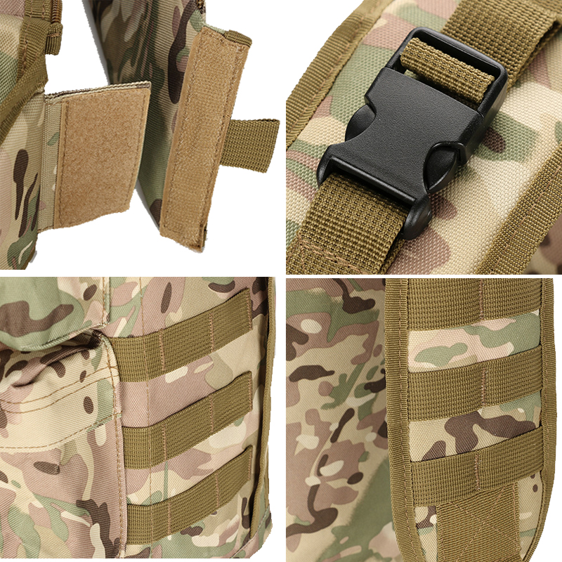 Sports & Entertainment ... Sports Bags ... 32812948672 ... 5 ...  Hot A++ Military Tactical Assault Pack Backpack Army Molle Waterproof Bag Small Rucksack for Outdoor Hiking Camping Hunting ...