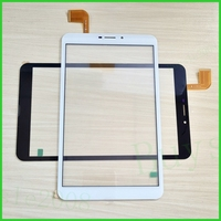 New 8 Inch Fpca 80a15 V01 With Speaker Hole Tablet PC Touch Screen Panel Digitizer Glass