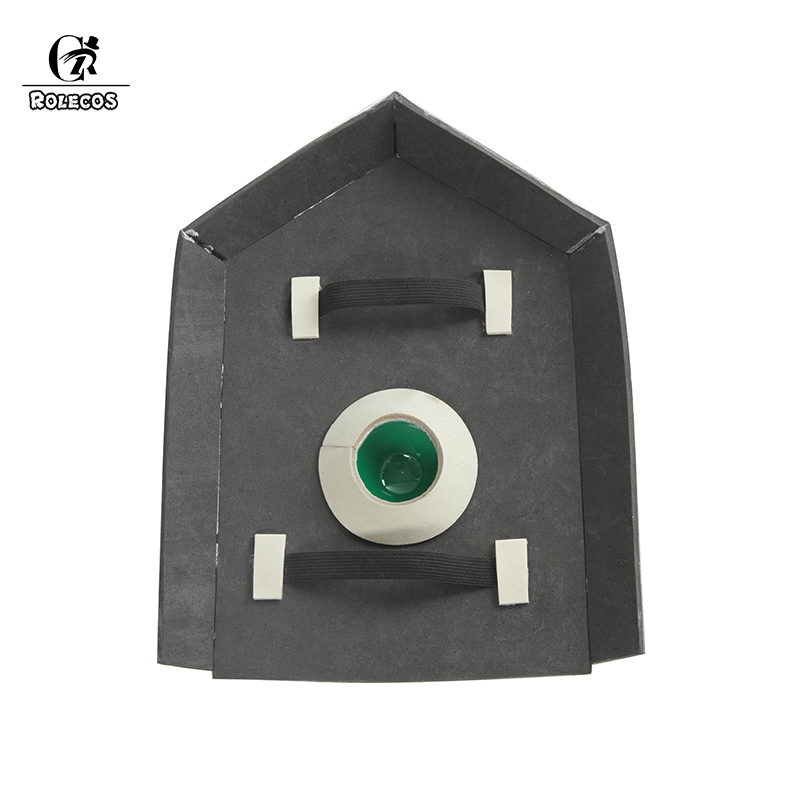 ROLECOS The Rising of the Shield Hero Cosplay Weapon Naofumi Shield Cosplay Accessory Men Weapon