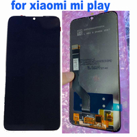 100% Tested Working Sensor For Xiaomi Mi Play Miplay LCD Display Touch Screen Digitizer Assembly Mobile Panel Replacement