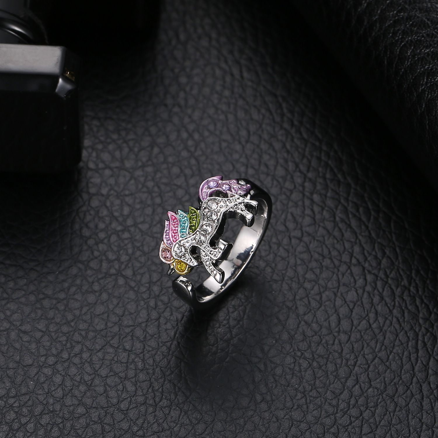 Unicorn Mood Ring For Womens