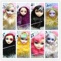 Бесплатная доставка 5 шт. оригинальный высокое качество с тех пор куклы головы для кукол для монстр игрушки куклы DIY глав