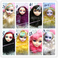 Free Shipping 5pcs Original High Quality ever after Dolls Heads Doll Accessories  Heads For Monster toys doll DIY Heads