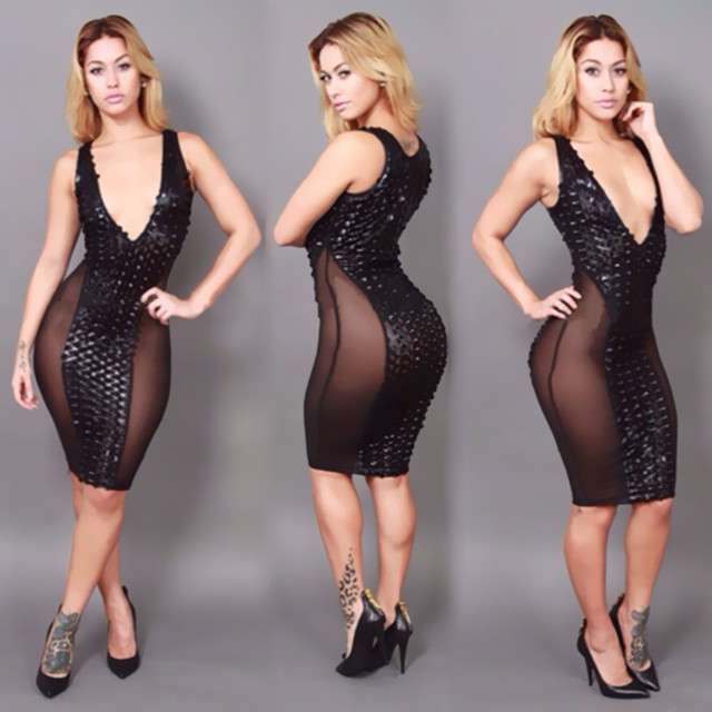 Nightclub Girls Dress