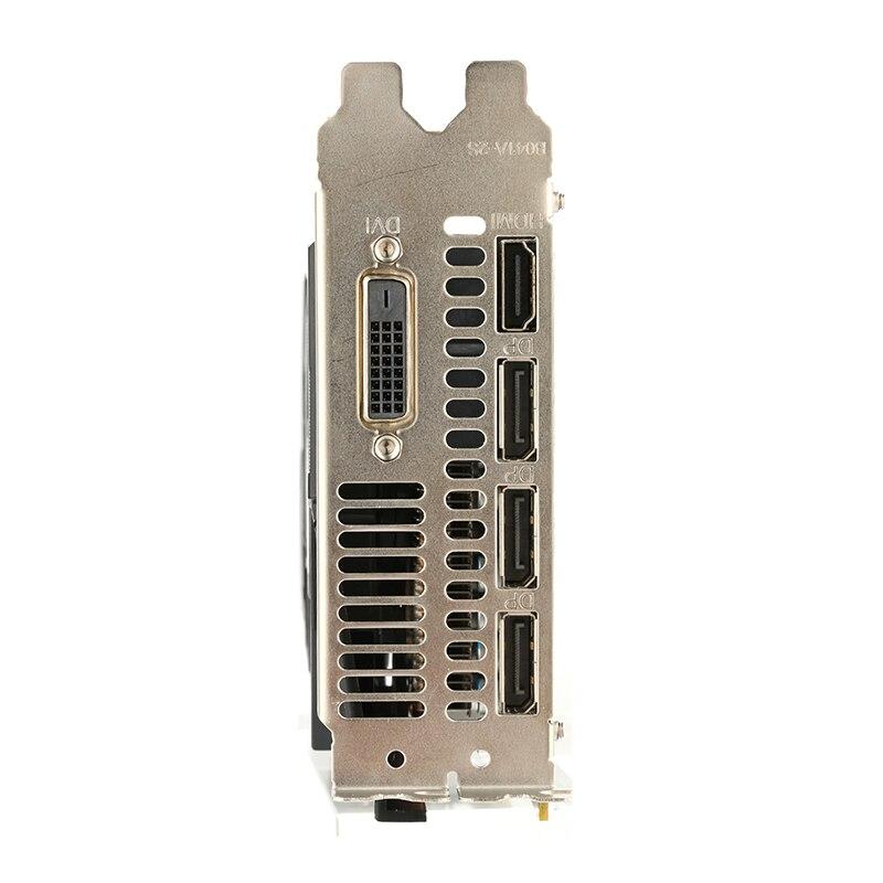 וידאו כרטיס גרפי משומשים Radeon גרפי RX580 8 GB GDDR5 PCI Express x16 3.0 8000 MHz וידאו גיימינג גרפי כרטיס חיצוני כרטיס גרפי עבור שולחן (5)