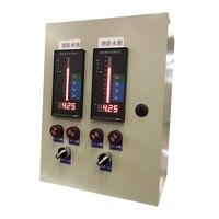 Water tank liquid depth meter liquid level sink Alarm level display control transmitter measuring tools water tank level indicat