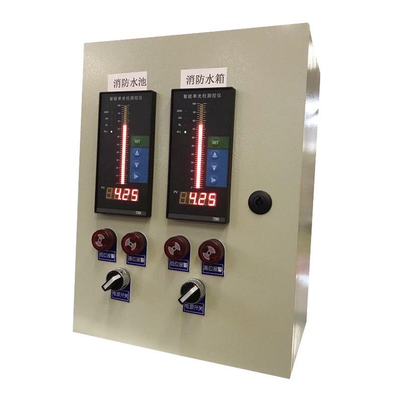 Réservoir d'eau liquide niveau de profondeur mètre évier eau liquide niveau affichage contrôle alarme transmetteur outils de mesure ZD-B30
