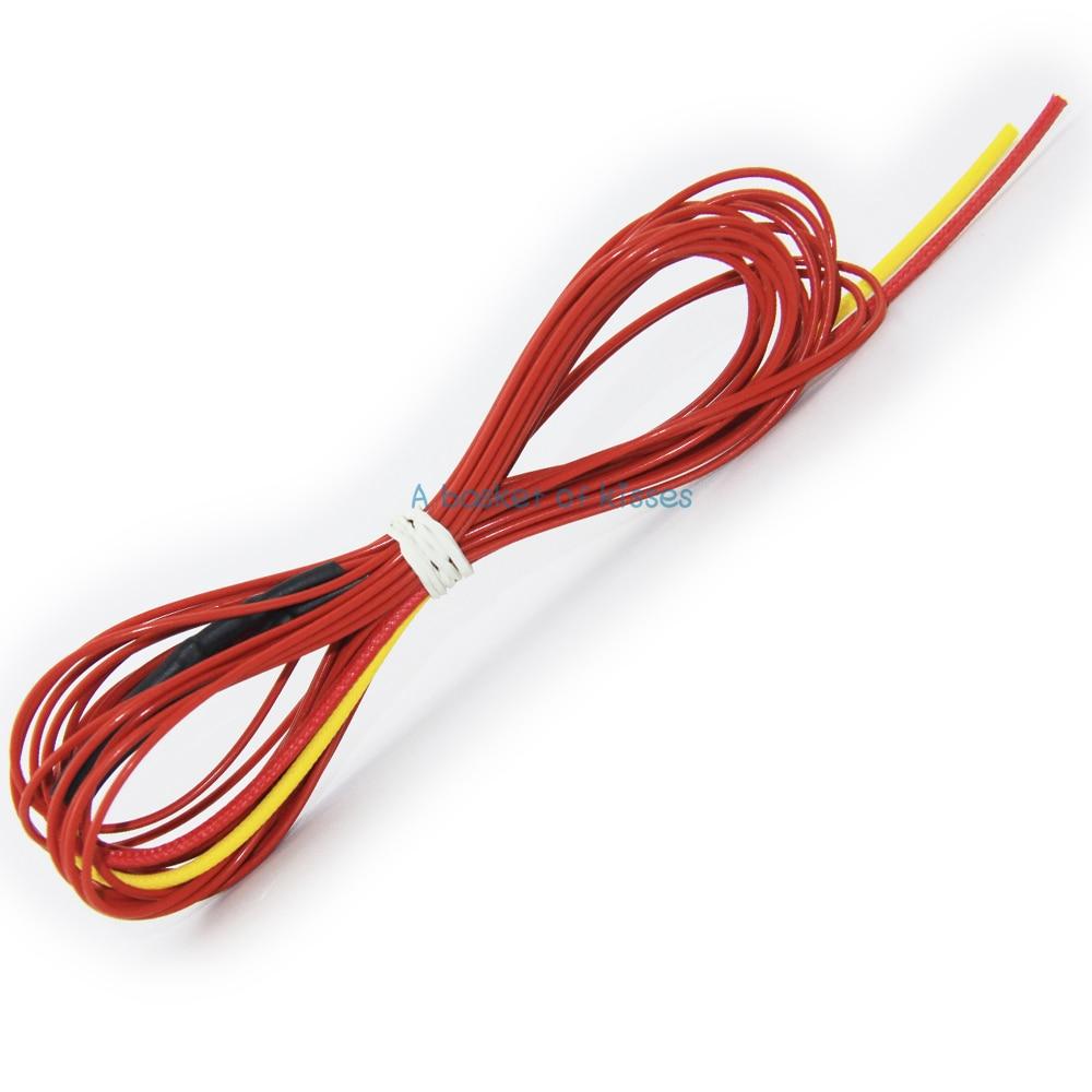 Fantastic Teflon Wire Hook Up Ideas - Electrical Diagram Ideas ...
