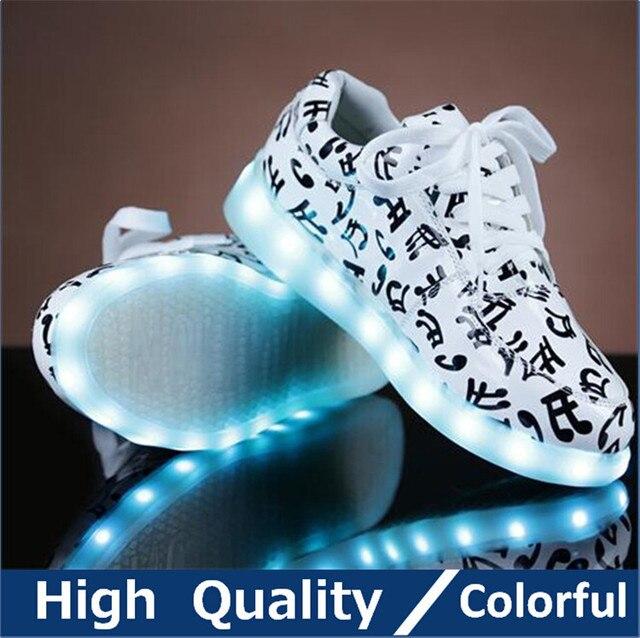 63aa60ba00 zapatillas de moda 2016 con luces