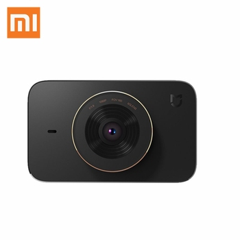 Xiaomi mijia 3.0 дюймов DVR 1080 P WI-FI Парковка Мониторинг Автомобильный цифровой видео Регистраторы с 160 градусов Широкий формат