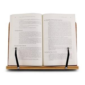 Image 5 - HOT Reading Rest Cookbook Stand Holder, Middle Size, Foldable Tablet Cook Book Stand Bookrest with Adjustable Backing & Elegan