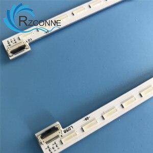 """Image 2 - כחול LED תאורה אחורית רצועת 56 מנורת עבור Sony 46 """"טלוויזיה L 61.P8501G001 13527A R 61.P8502G001 13528A KDL 46W905A NLAC40216 YLV4621 02N"""