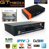 Gtmedia V8 NOVA Same As Freesat V9 SUPER DVB S2 Satellite Receiver Builtin Wifi Support H