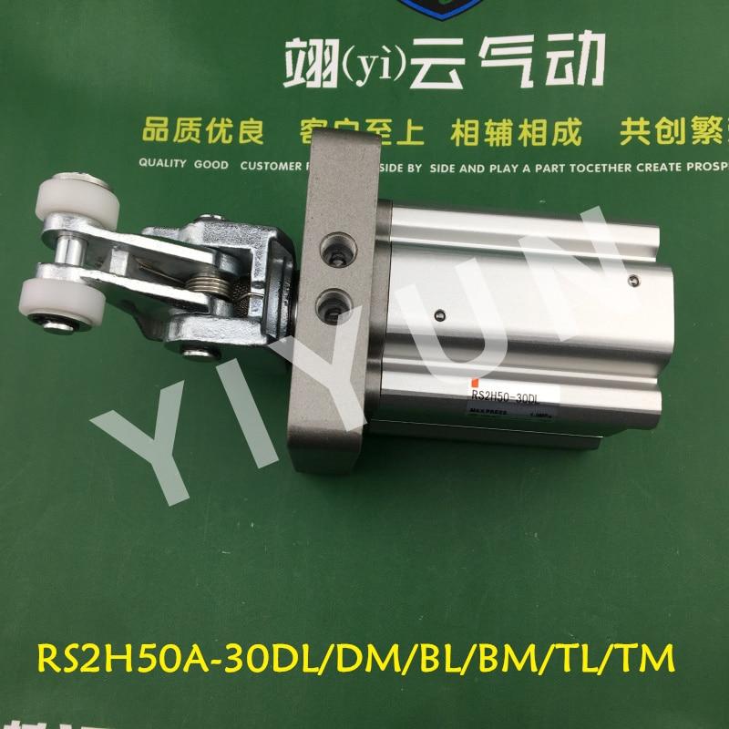 SMC brand SMC type Heavy duty stop cylinder RS2H50A-30DL RS2H50A-30DM RS2H50A-30BL RS2H50A-30BM RS2H50A-30TL RS2H50A-30TM cdujb16 20dm cdujb16 25dm cdujb16 30dm smc mini free mount cylinder cdujb series