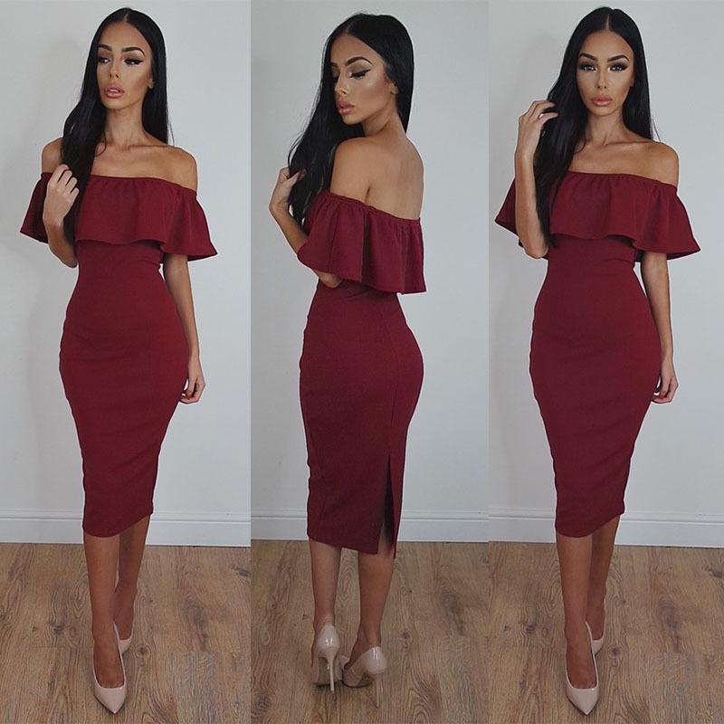 Dress Birthday Outfit for Women