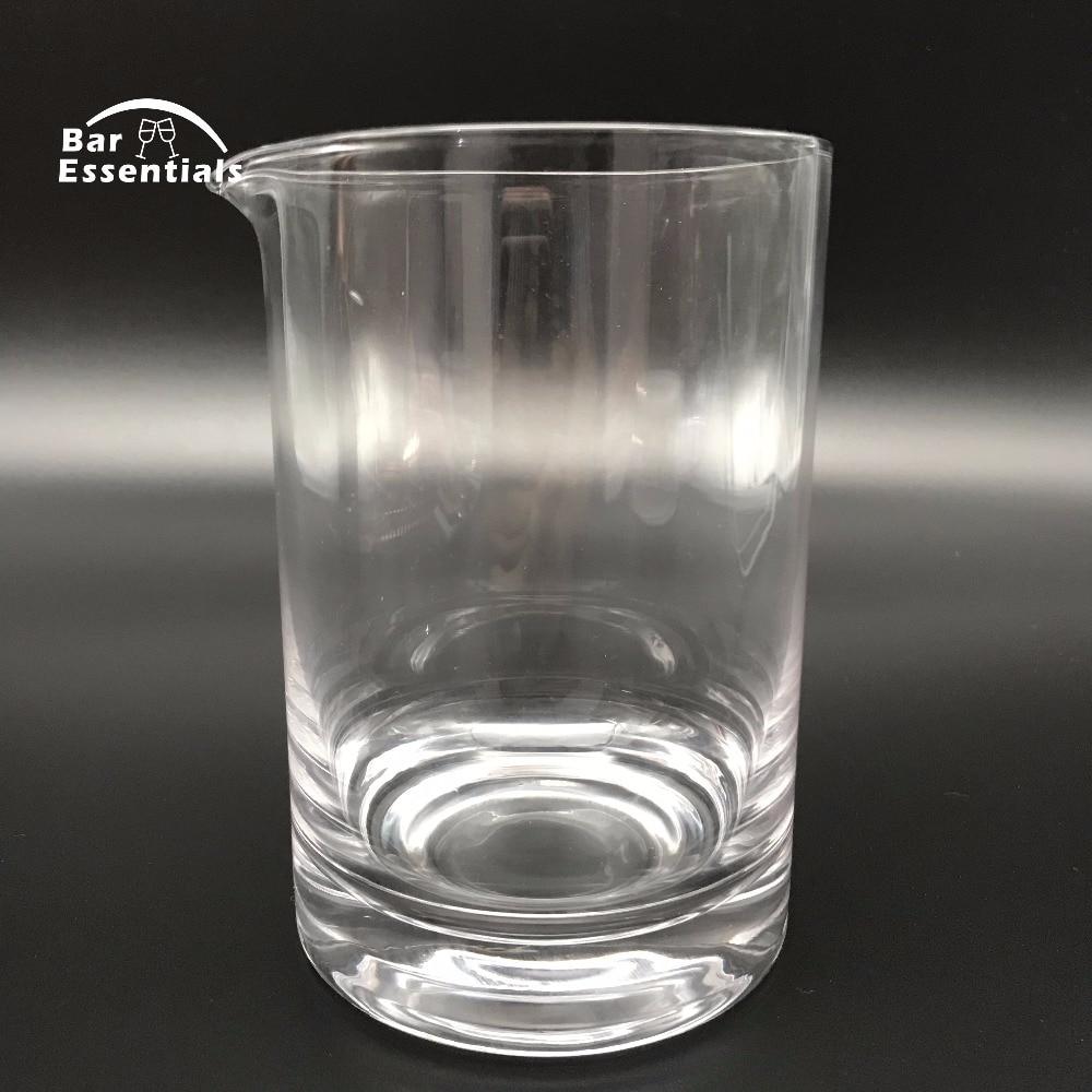 Envío gratis de la versión 6 pieza Bar Boston coctelera Kit de barman, incluyendo mezcla de vidrio - 2