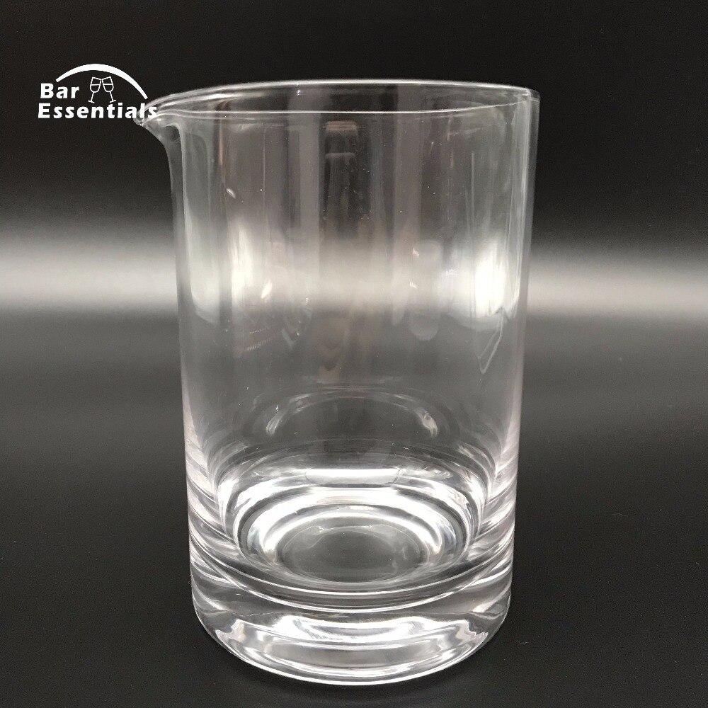Kostenloser Versand Kupfer Version 6 Stück Bar Set Boston Cocktail Shaker Bartending Set Einschließlich Mischen Glas - 2