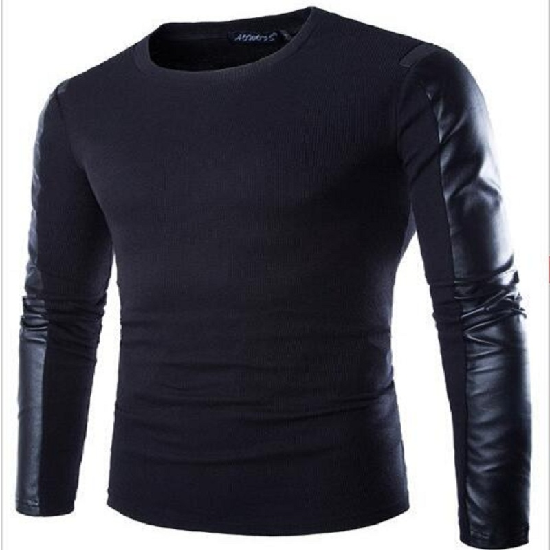 2017 new High quality Brands New Winter Men s O Neck Sweater Jumpers pullover sweater men