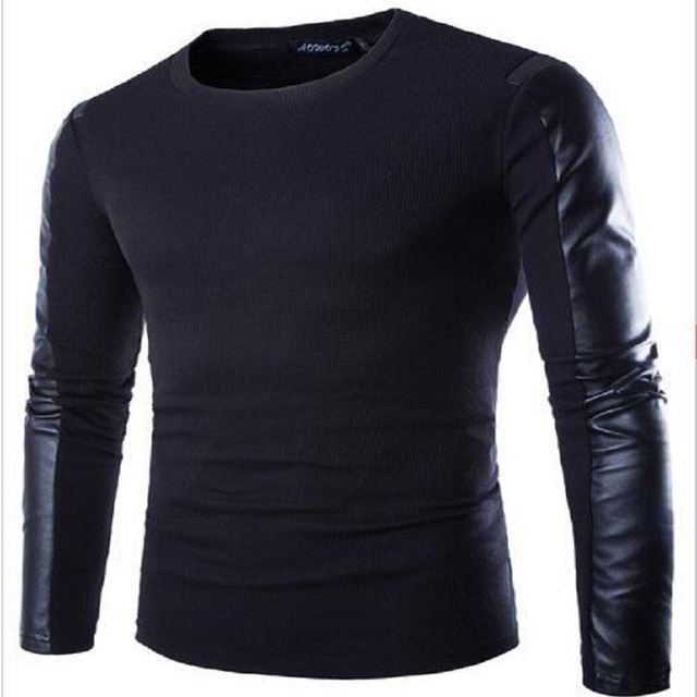 2017 novas Marcas de Alta qualidade dos homens Novos de Inverno O-pescoço Camisola Jumpers pullover camisola dos homens da marca