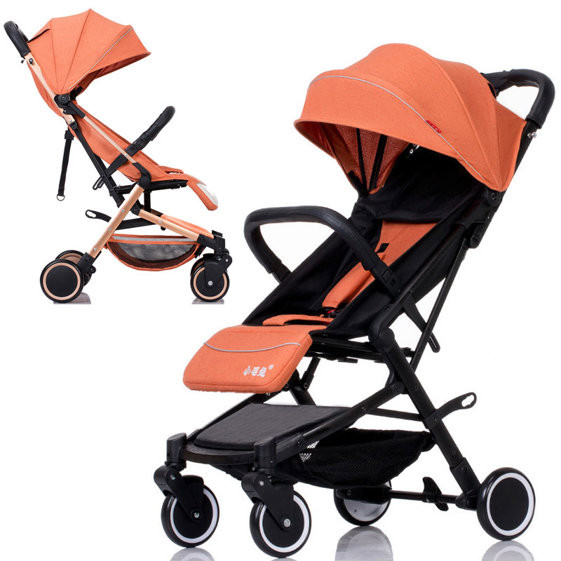 Ultra Light Portable Baby Stroller Lie Flat Portable Baby Carriage Shock-proof Four Wheels Stroller Boarding Airplane WheelchairUltra Light Portable Baby Stroller Lie Flat Portable Baby Carriage Shock-proof Four Wheels Stroller Boarding Airplane Wheelchair