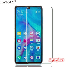 2Pcs Glass Huawei Y5 2019 Screen Protector For Tempered Full Glue Protective Phone