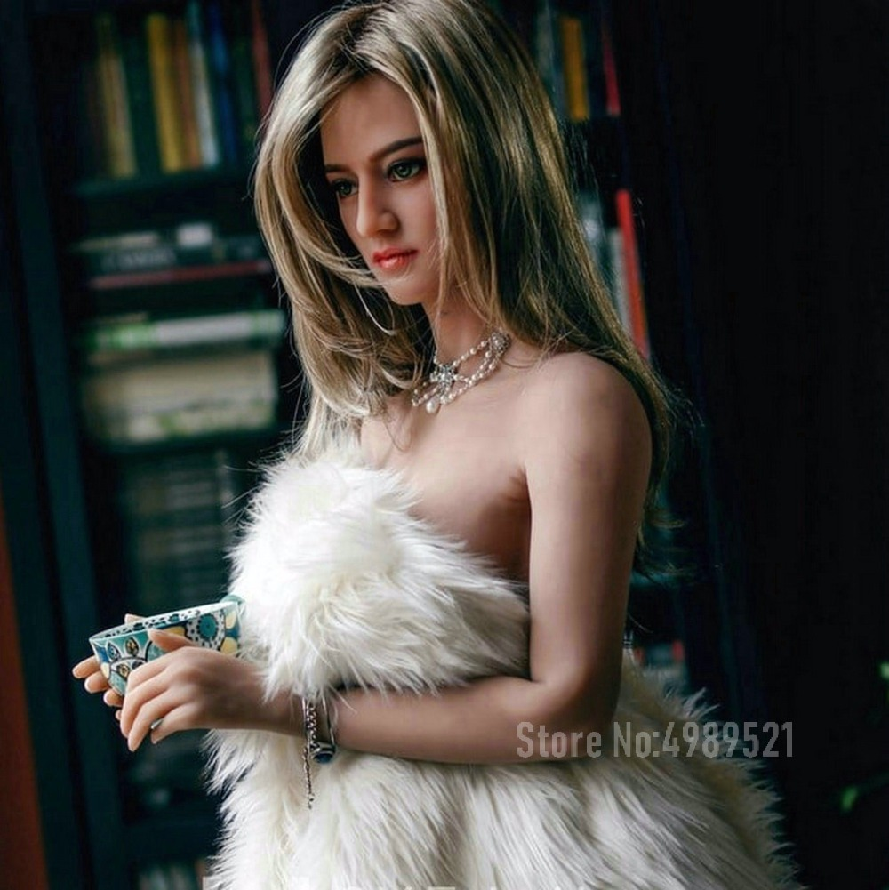 160cm Sex Doll Realistic Silicone Love Dolls TPE Love Doll Sexy Wasp Waist Big Breast Adult Toys for Men in Sex Dolls from Beauty Health