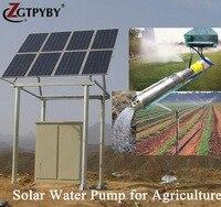 3 года гарантии Солнечный скважинный водяной насос экспортируется в 58 стран солнечной энергии Водяной насос системы для орошения Бесплатна
