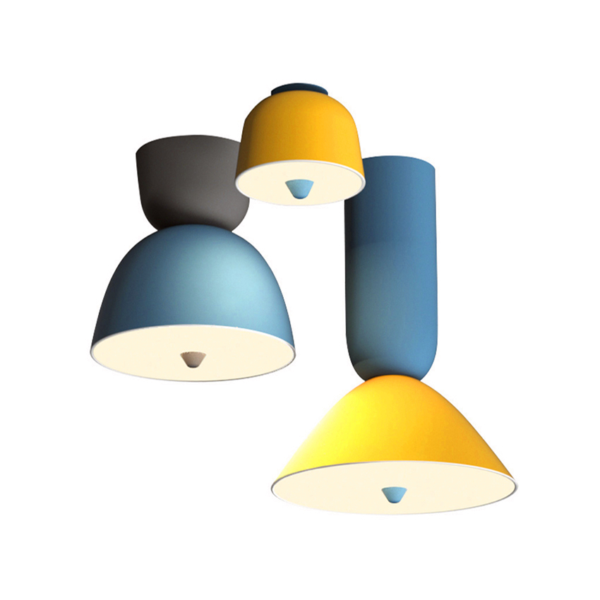 Nordic Ceiling Lamp LED Color Ice Cream Ceiling Lights & Lighting Luminaria Bedroom Living Room Restaurant Hanging Lamps KitchenNordic Ceiling Lamp LED Color Ice Cream Ceiling Lights & Lighting Luminaria Bedroom Living Room Restaurant Hanging Lamps Kitchen