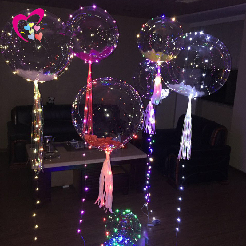 10 18 24 inch wedding decoration balloon transparent pvc balloon diy decoration for wedding