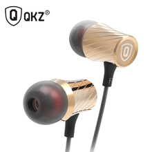 Original QKZ X9 Earphone and Earphones Supper Bass High Qaulity Headset With Mic headset For iPhone