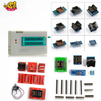 Good Quality TL866A Universal Minipro Programmer 24 Adapters Test Clip 1 8V Adapter TL866 AVR PIC
