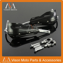 Handle bar brush handguards Hand Guard For KTM CRF YZF KXF Motorcycle Motocross Dirt Bike 7/8″ 22mm Or 1-1/8 28mm fat bar